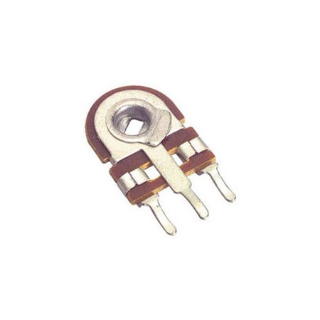 - 500K Ohm Mini Trim Potentiometer