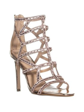 b2a5591874c9 Product Image Womens Aldo Norta Zip Up Stiletto Evening Sandals