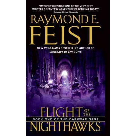 Flight Of The Nighthawks   Book One Of The Darkwar Saga