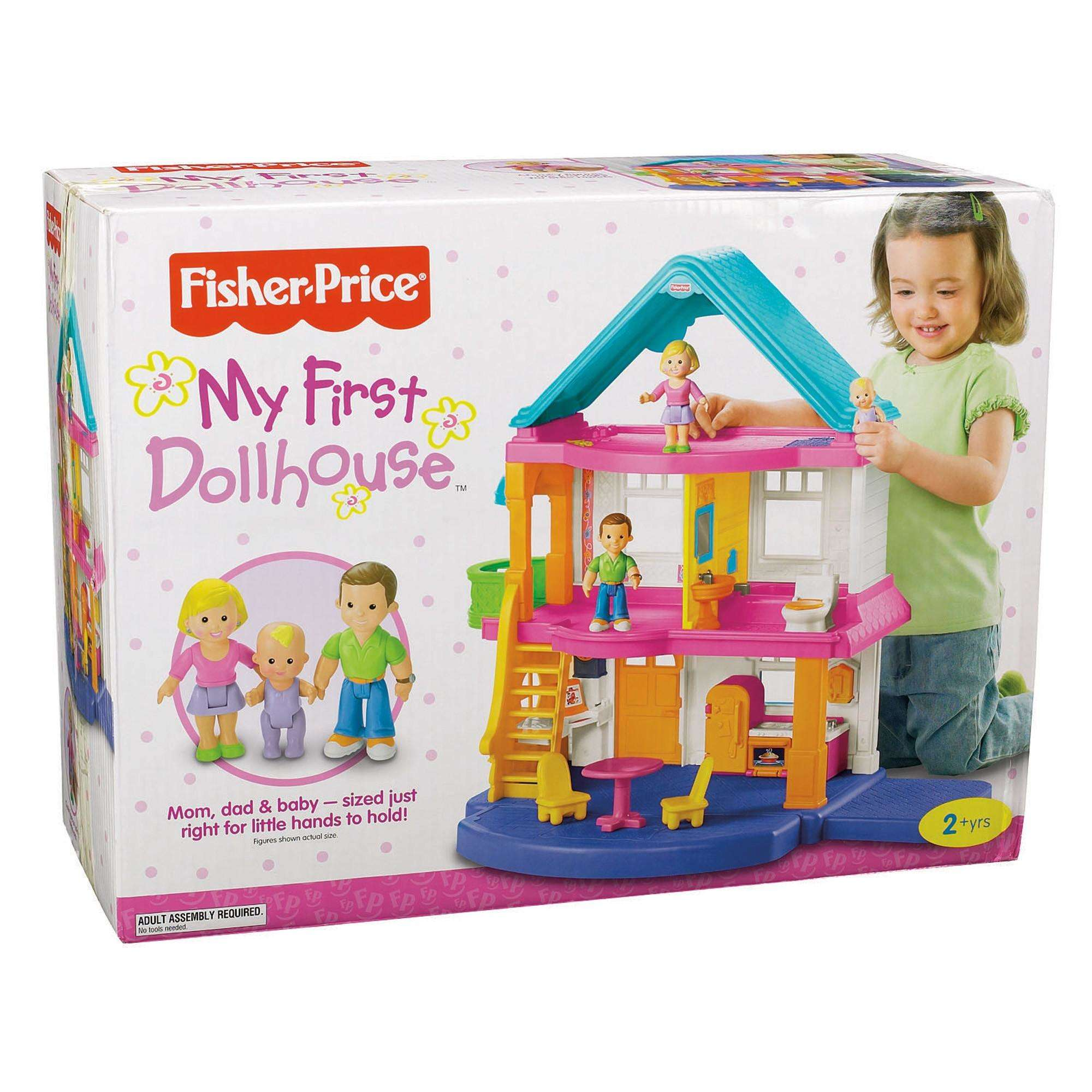 Fisher price doll house furniture - Fisher Price Doll House Furniture 14