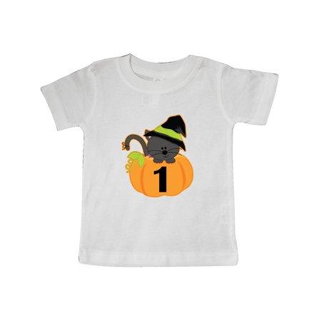 Halloween 1st Birthday Baby T-Shirt - Halloween First Birthday