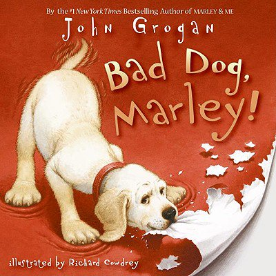 Bad Dog, Marley! - Audiobook Bad Boy Dog Spa