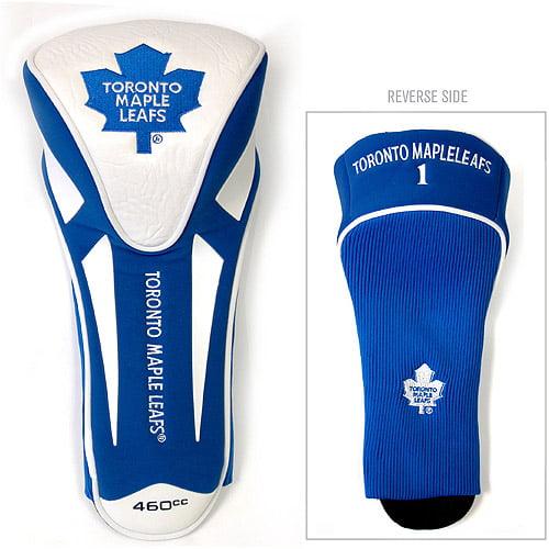 Team Golf NHL Toronto Maple Leafs Single Apex Driver Head Cover