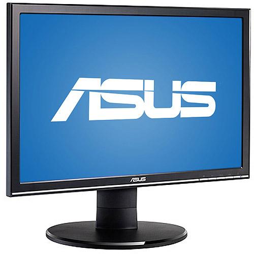 Asus VW226TL-TAA 22 inch WideScreen 50,000:1 5ms VGA/DVI LCD Monitor, w/ Speakers (Black)