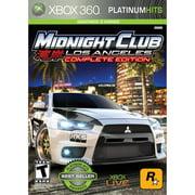 Midnight Club Los Angeles Complete Edition (XBOX 360)