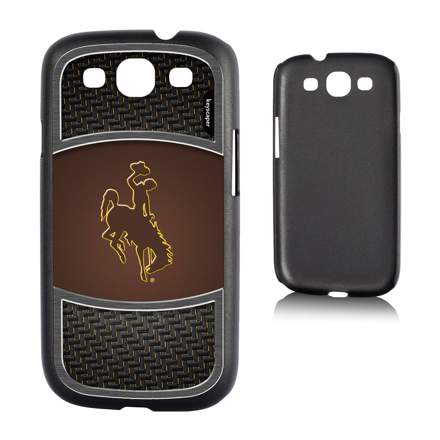 Wyoming Cowboys Galaxy S3 Slim Case