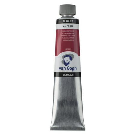 Van Gogh Oil Color, 200ml Tube, Alizarin Crimson