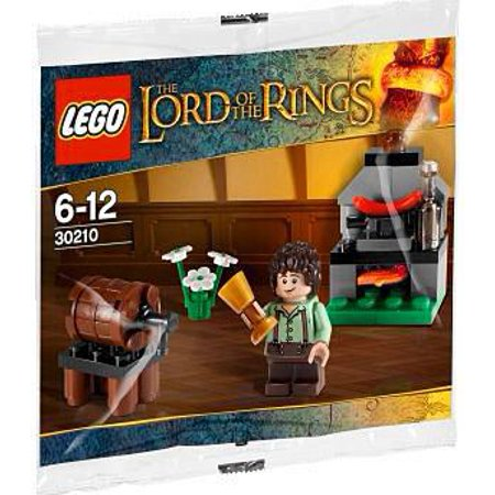 The Lord of the Rings Frodo's Cooking Corner Mini Set LEGO (Lego Lord Of The Rings The Dead Marshes)