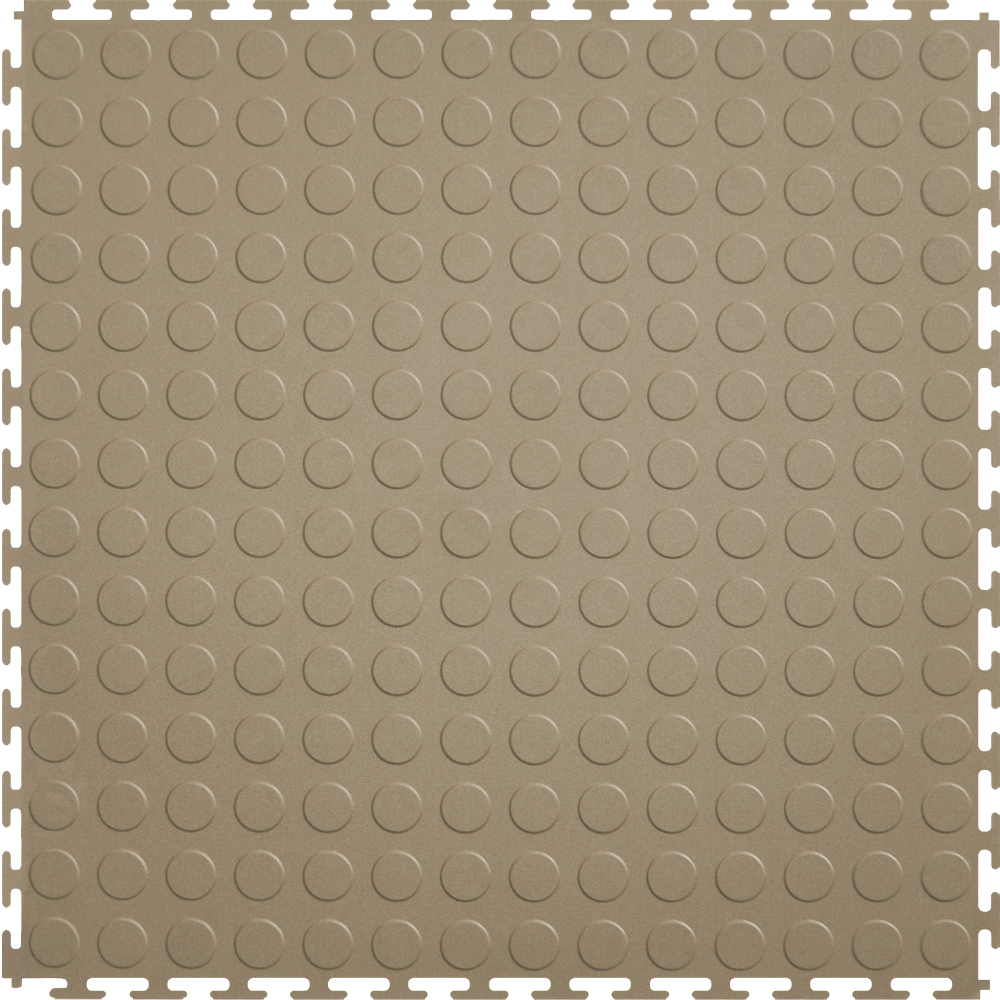 "ITtile - Coin, Blue 20.5"" x 20.5"" 4.5mm, 4.25 lb. 8 tiles/carton 23.25 sq.ft."