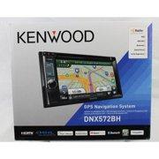 Kenwood DNX572BH 6.2' DVD Receiver w/ Navigation Bluetooth and HD Radio
