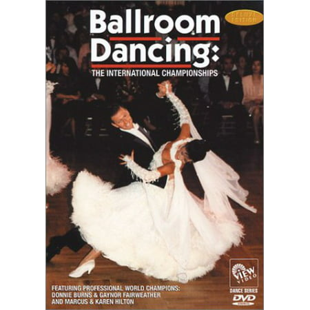 Ballroom Dancing: The International Championships (DVD)