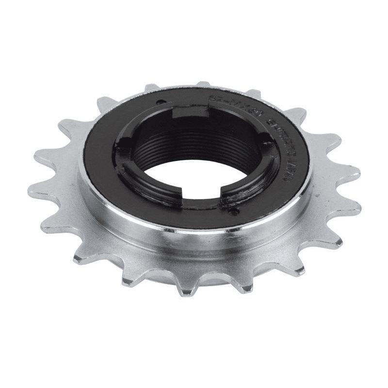 "Shimano MX30 DX Single Speed Freewheel 18T x 3/32"" Thread-On Hub 1-Speed Bike"