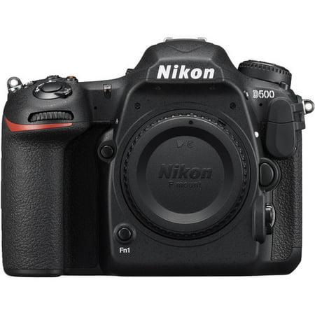 Nikon D500 DX-Format Digital SLR (Body Only) (International Model) No Warranty