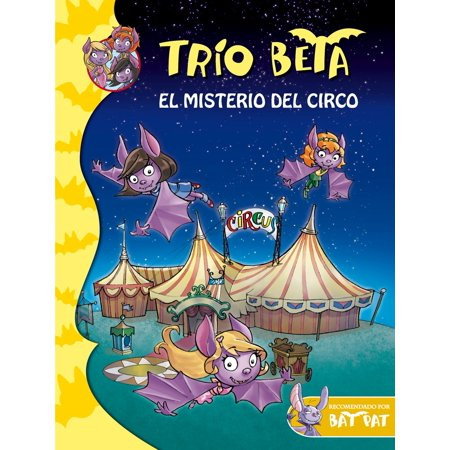 El misterio del circo (Trío Beta 9) - - Cinco Toys