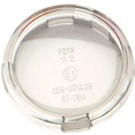 Drag Specialties Replacement Turn Signal Lens Clear (DS280519)