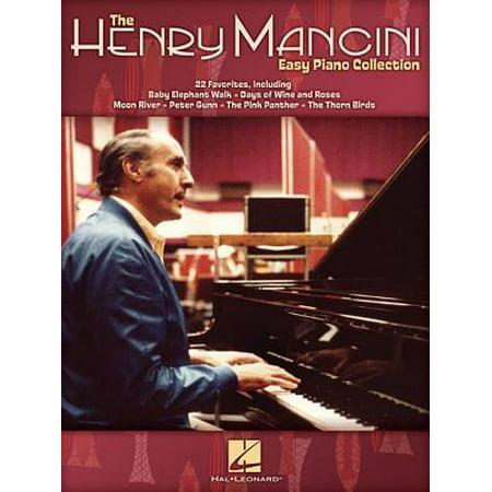 The Henry Mancini Easy Piano -