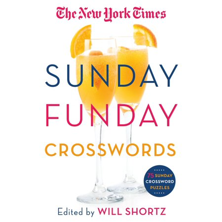 The New York Times Sunday Funday Crosswords : 75 Sunday Crossword - Party City Times On Sunday
