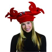 Brand New By Rasta Imposta Crab Costume Hat Rsi-2068-C Costumes Accessories
