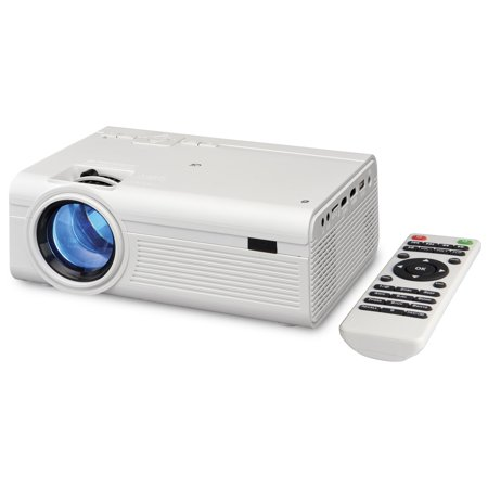 GPX PJ308W 1080p Mini Projector
