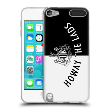 Official Newcastle United Fc Nufc Howay The Lads Tunnel Sign Soft Gel Case For Apple Ipod Touch Mp3