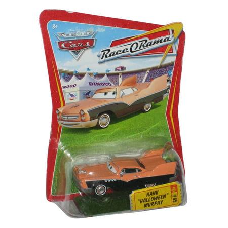 Disney World Halloween Events (Disney Pixar World of Cars Race-O-Rama Hank Halloween Murphy Toy)