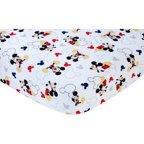 Disney Let S Go Mickey Ii 4 Piece Crib Bedding Set