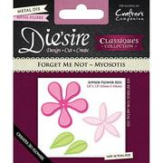 Die'sire Classiques 3d Flower Die-forget