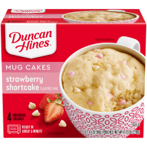 Baking Mixes: Duncan Hines Perfect Size for 1 Fruit Flavor