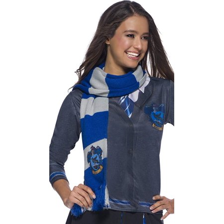 Harry Potter House Ravenclaw Deluxe Costume Scarf - One Size - image 1 of 1