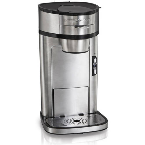 Refurbished Hamilton Beach Scoop Single-Serve Coffee Maker | Model# R1014 by Hamilton Beach Brands, Inc
