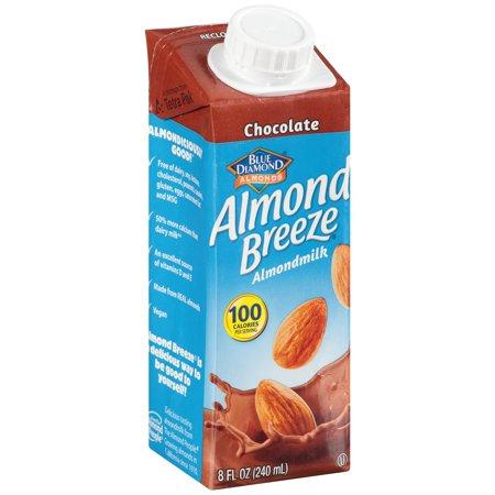 Image of Almond Breeze ® Chocolate Almondmilk 8 fl. oz. Aseptic Carton