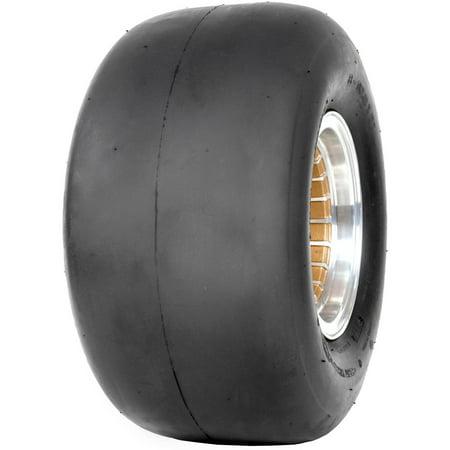 Greenball Wheelbarrow 4.80/4.00-8 4 PR Rib Tread Tubeless Lawn and Garden Tire (Tire Only)