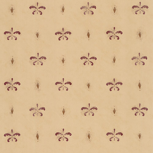 Allover Print Wallcovering