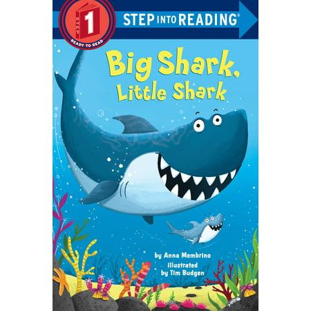 Big Shark, Little Shark (Paperback) (A Shark Jumping Out Of The Water)