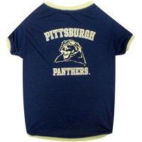 Pittsburgh Panthers Pet T-Shirt - X-Small