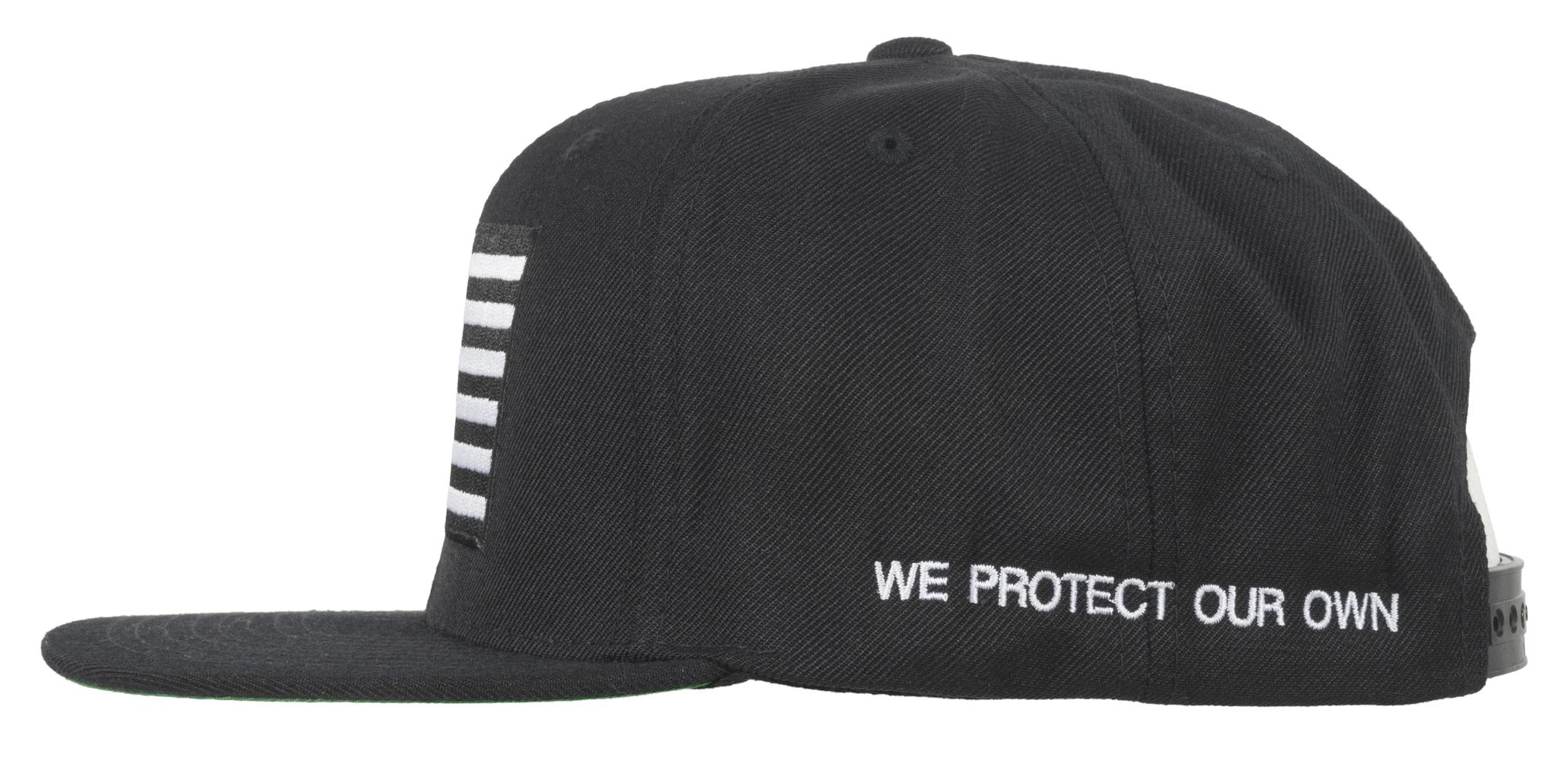 2752d225ee6 BLACK SCALE - Black Scale Rebel Slam Snapback Hat BLVCK SCVLE Mens -  Walmart.com