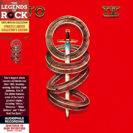 Toto Iv (Remaster) (Limited Edition) (CD)