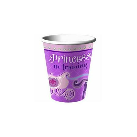 Sofia the First 9oz Paper Cups (8ct) - Sofia The First Cups