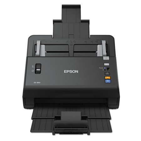 Epson Workforce Ds 860  600 X 600 Dpi  Black