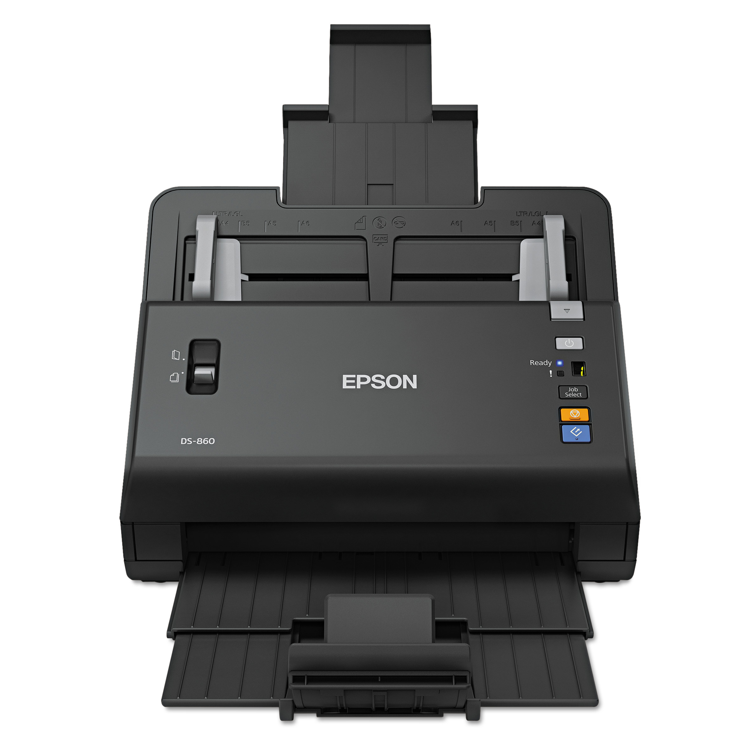 Epson WorkForce DS-860, 600 x 600 dpi, Black