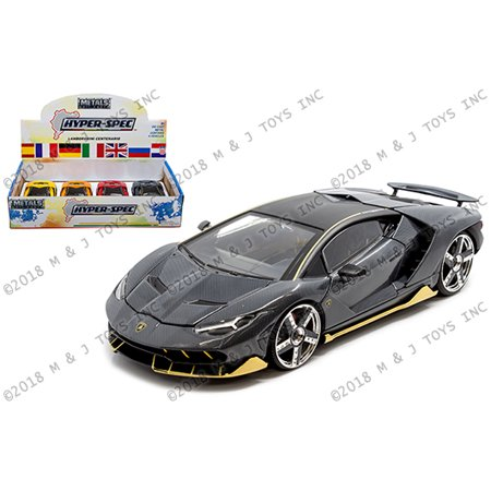 Jada 1 24 Display Metals Hyper Spec Lamborghini Centenario Set