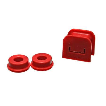 - Energy Suspension 05-07 Ford Mustang Red Manual Transmission Shifter Stabilizer Bushing Set