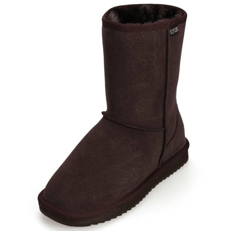 cheapest sale highly coveted range of new arrive Big Sale! Womens Ankle Snow Boots Fashion Flat Casual Winter Warm Faux Fur  Snow Boots Shoes CEAER