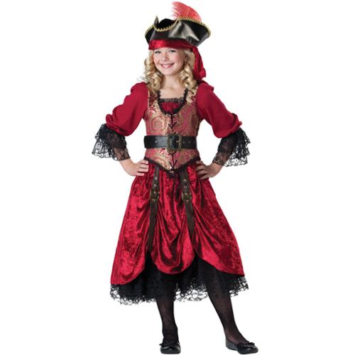 Child Swashbucklin Scarlet Pirate Costume by Incharacter Costumes LLC? 7042, Large_10