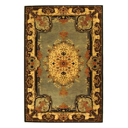 Safavieh Bergama Payton Traditional Area Rug Or Runner 5 Bergama Rectangle Rug