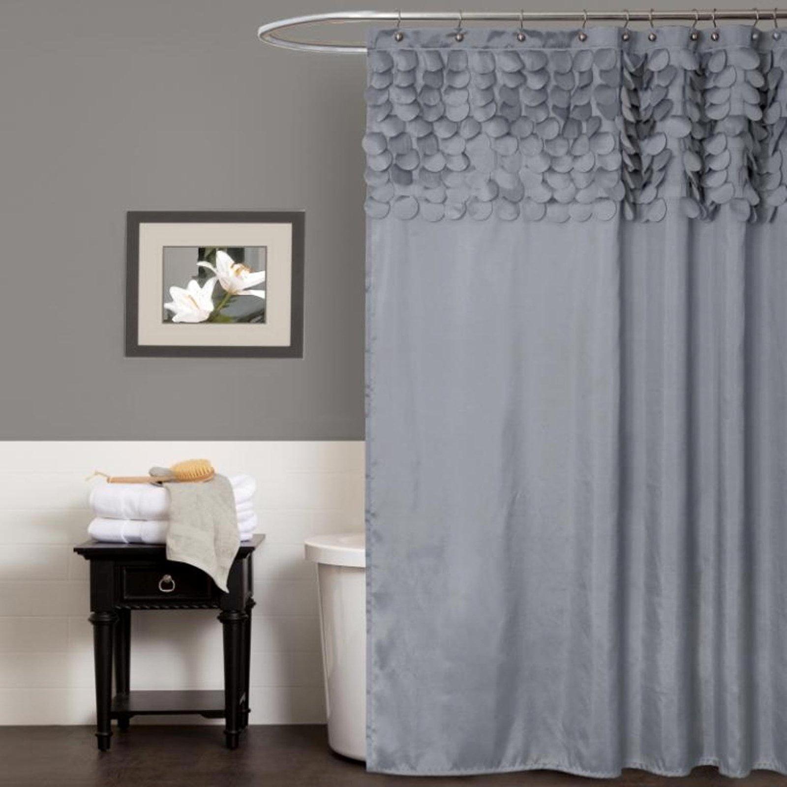 Lillian Shower Curtain - Walmart.com