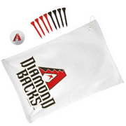 Arizona Diamondbacks McArthur Golf Pro Combo Pack - White - No Size