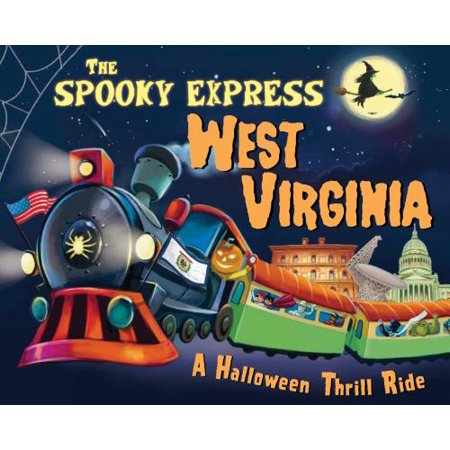Spooky Express West Virginia, The (Spooky Halloween Foods Easy)