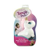 Tangle Pets Brush, Choose Sparkles the Unicorn or Cupcake the Cat