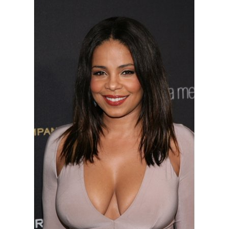 Sanaa Lathan At The After-Party For The Weinstein Company & Netflix 2016 Golden Globe After Party Robinsons May Lot Beverly Hills Ca January 10 2016 Photo By James AtoaEverett Collection Celebrity - Party Ca